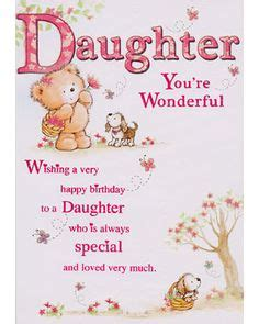 daughter birthday cards   printable cardscom