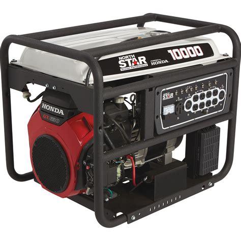 Generator Tool by Northstar Portable Generator 10 000 Surge Watts 8 500
