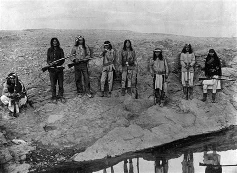 days  apache scouts  arizonas indian wars