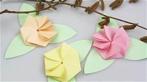 Blumen Basteln Kinder : blumen basteln ~ Frokenaadalensverden.com Haus und Dekorationen