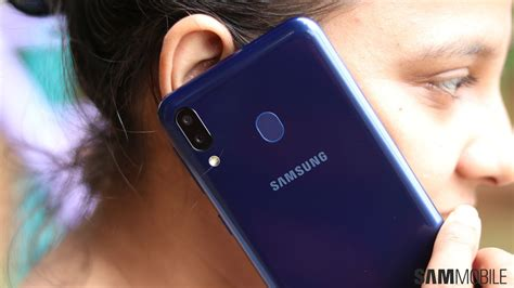 samsung galaxy m20 review putting the m in masterstroke sammobile