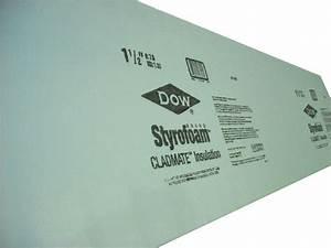 Isolation Extérieure Polystyrène Expansé Ou Extrudé : les panneaux isolants ~ Dailycaller-alerts.com Idées de Décoration