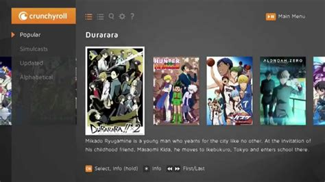 Anime Channel For Roku Roku Recommends Episode 6 Crunchyroll