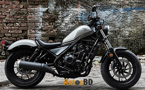 Honda Rebel 300 Motorcycle Price