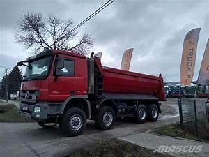 Mercedes-benz Actros Mp3 4144 8x6 - 2011 R