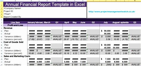 5 monthly financial statement template excel exceltemplates exceltemplates