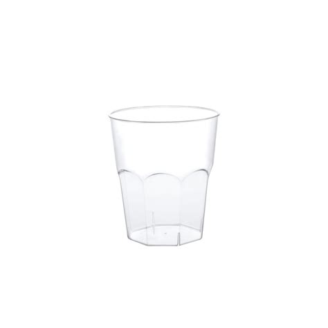 Bicchieri Di Plastica Prezzi by Bicchieri Plastica Trasparente 50cc Monouso