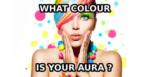 how to find your aura color what colour is your aura quiz quizony