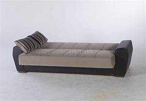 Estivo lilyum gray sofa bed by sunset w options for Sofa bed options