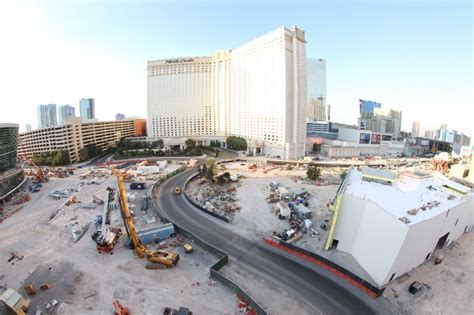 Checking In On the Las Vegas Arena