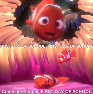 First Day Of School: First Day Of School Nemo Meme