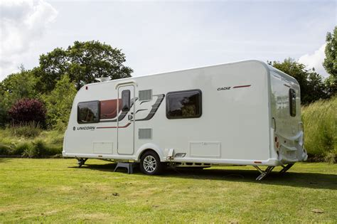 bailey unicorn news practical caravan