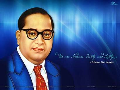 Dr Ambedkar Babasaheb Wallpapers 4k Desktop Jayanti