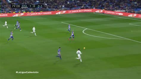 Real Madrid 3 Alavés 0 Video Goles de Benzema, Júnior y ...