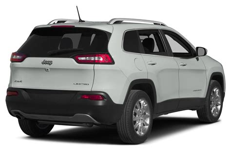 2015 Jeep Cherokee Price Photos Reviews Features