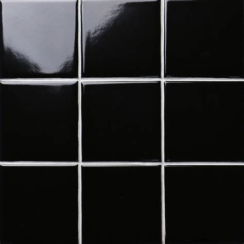 gray tile kitchen black shiny porcelain tile non slip tile washroom wall