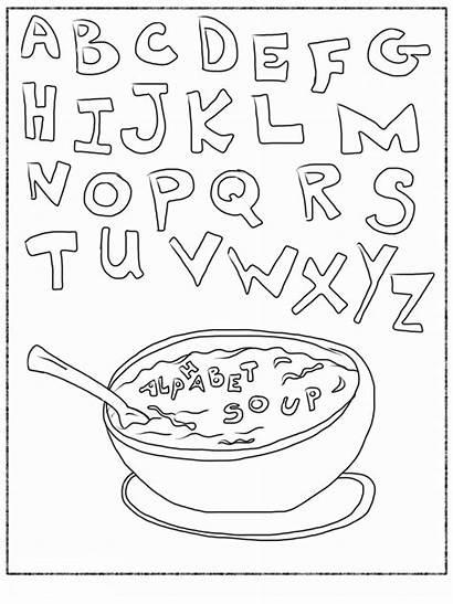 Alphabet Coloring Printable Worksheets
