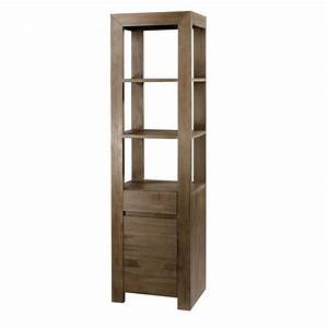 Demi Colonne Salle De Bain : etagere salle de bain conforama beautiful demi colonne ~ Premium-room.com Idées de Décoration