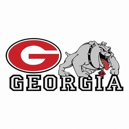 Georgia Bulldogs Transparent Svg Logos Vector Geeksvgs
