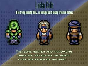 FFVI - Locke Cole by phinalphantasm on DeviantArt