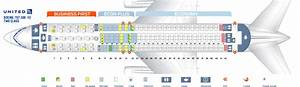 United Airlines Flights Seating Plan