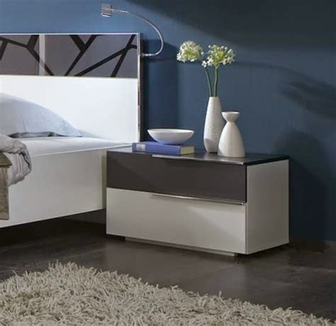 side table modern design modern white bedside table 10 designs and ideas