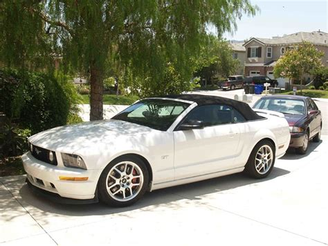 ford mustang gt convertible  sale ford muscle