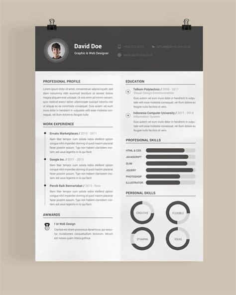 beautiful resume templates   resume