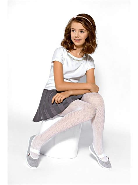 pin  white tights