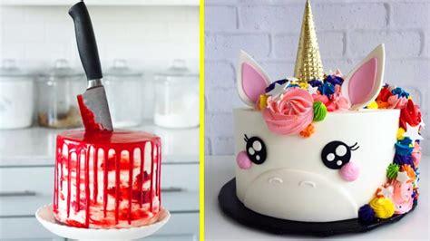 best cake ideas amazing cake decorating ideas compilation nov 5 chocolate cakes most satisfying cake