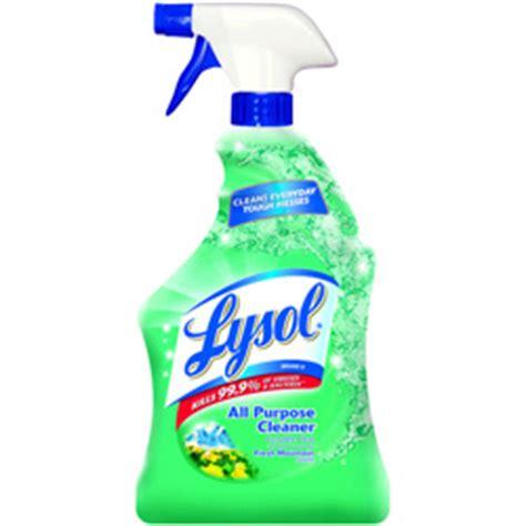 lysol all purpose cleaner spray pacifc fresh 32 oz