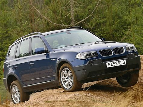 2003 Bmw X3 2.5i E83 Related Infomation,specifications