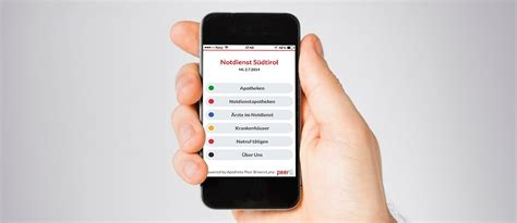 sudtirol mobil s 252 dtirol app und mobile homepage peer