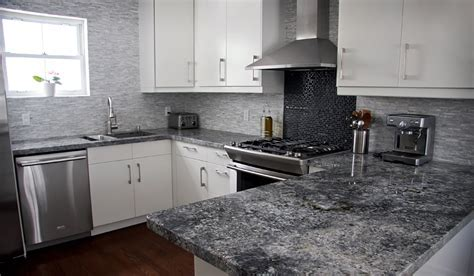 TorontoGranite.com   Toronto Prefabricated Granite Kitchen
