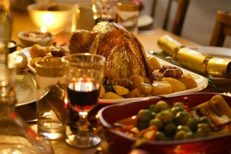 What's in a traditional english christmas dinner? The traditional Christmas dinners from around the WORLD | Travel News | Travel | Express.co.uk