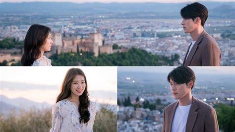 tvN《阿尔罕布拉宫的回忆》公开玄彬、朴信惠单人海报!锁定 ...