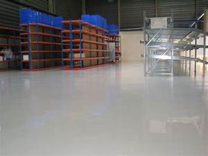 Resine Sol Autolissant : r sine epoxy autolissante pour sols industriels ateliers ~ Premium-room.com Idées de Décoration