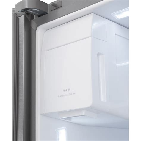fghfpf frigidaire gallery   cu ft counter depth french door refrigerator
