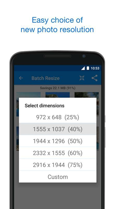 Photo And Picture Resizer Apk Download Free Photography