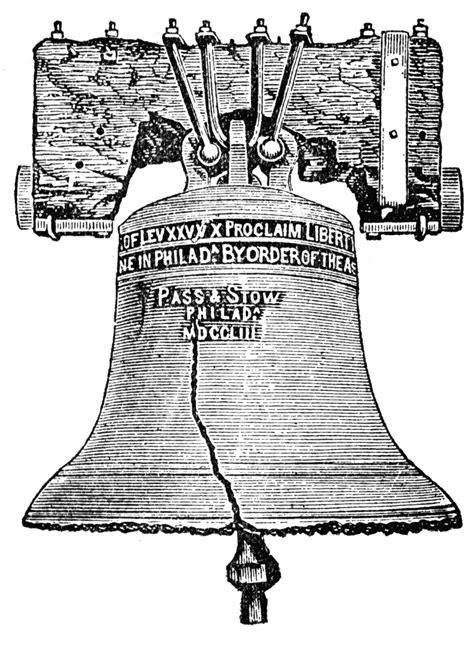 Liberty Bell Clipart Liberty Bell Philadelphia Clipart Etc