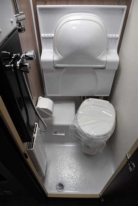 trailer camper cargo conversion bathroom rv van wet truck enclosed bath remodel cirrus kits shower toilet travel kit trailers diy