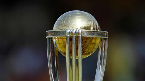 A Prelude To The 2019 Icc Cricket World Cup