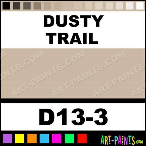 dusty trail interior exterior enamel paints d13 3