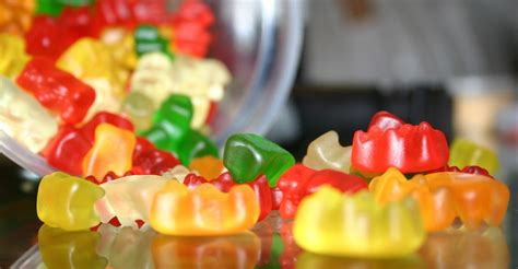 What's In Those Haribo Gummy Bears?