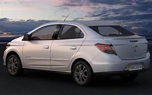 Chevrolet Prisma  2 U00ba Sed U00e3 Compacto Mais Vendido No Brasil