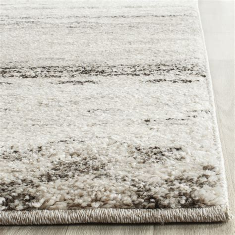 Safavieh Retro by Safavieh Power Loomed Retro Grey Area Rugs