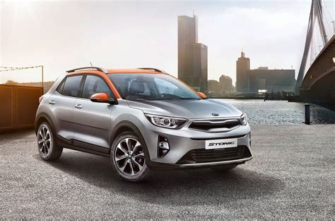 kia stonic small suv officially unveiled