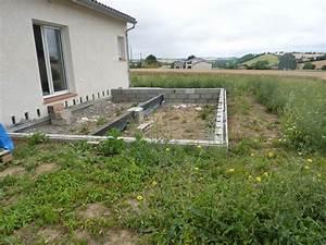 Feutre Sous Gravier : terrasse bois geotextile ~ Premium-room.com Idées de Décoration