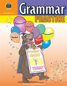 Grammar Practice Grade 6 Pdf