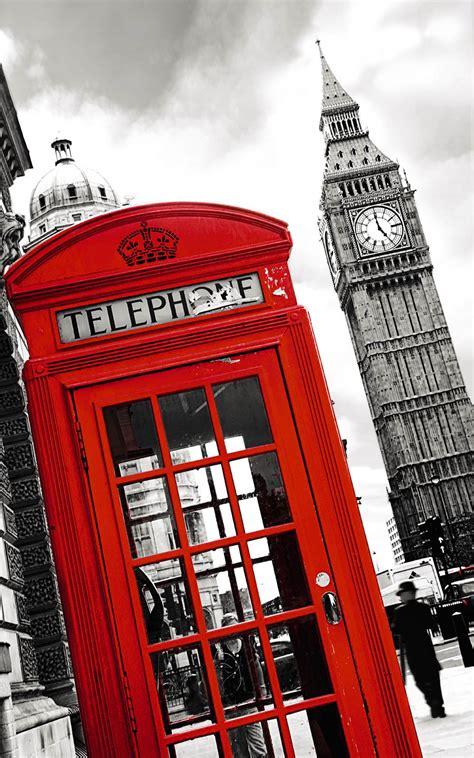 chambre angleterre phone poster cabine téléphonique londres